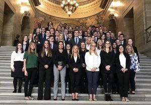 CLIP state government interns